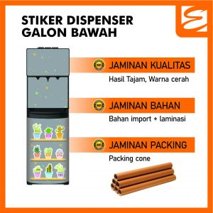 Sticker Dispenser